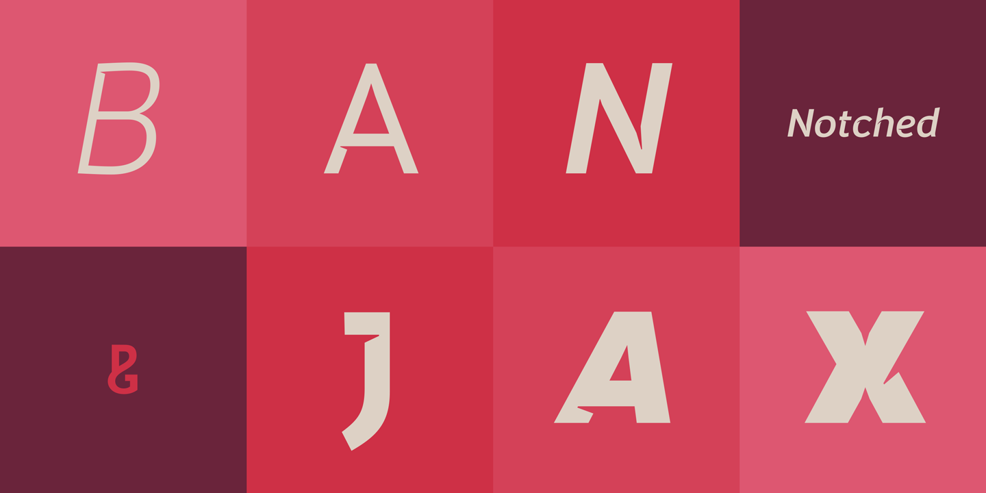 Banjax - Dynamically Restyled with Attitude